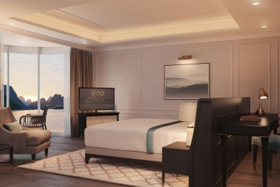 Phòng Executive Grand Suite Golf View